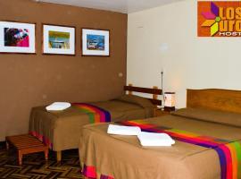 Hostal los Uros, guest house in Puno