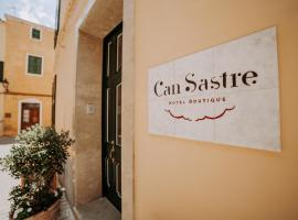 Hotel Boutique Can Sastre, family hotel in Ciutadella