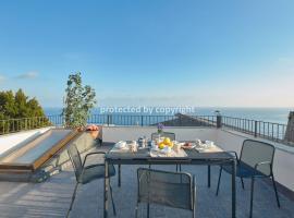 Luxury Penthouse Sea View, hotel in Corniglia