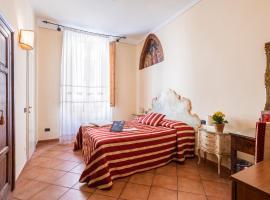 Hotel Galileo, hotel en Florencia