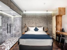 One Luxury Suites: Belgrad'da bir konukevi
