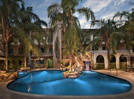 Safi Royal Luxury Centro, отель в городе Монтеррей