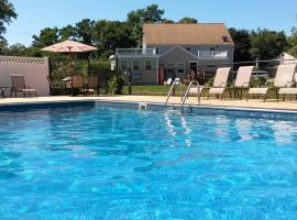 Viking Shores Motor Inn, hotel near Nauset Lighthouse, Eastham