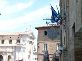 Albergo San Domenico, отель в Урбино