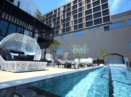 Chezzotel Pattaya, hotelli Pattaya Centralissa