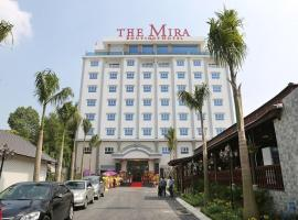 The Mira Boutique Hotel, hotel near Buu Long Pagoda, Thu Dau Mot