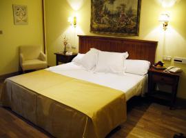 Hotel Casona de la Reyna, отель в городе Толедо