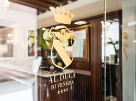 Hotel Al Duca Di Venezia, hotel in Venice