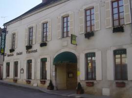 Le Relais Saint Vincent、Ligny-le-Châtelのホテル