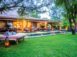 Villa Pulau Cinta