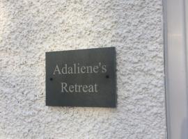 Adalienes Retreat, vakantiehuis in Portree