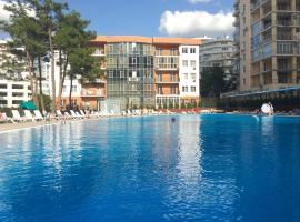 Gelios Apartments, hotel with pools in Gelendzhik
