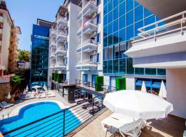 Ramira City Hotel - Adult Only (16+), hotel in Alanya
