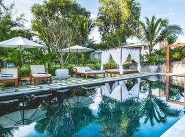 薩哈海灘度假酒店,西哈努克的飯店