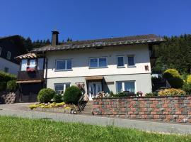 Ferienwohnung Engelmann, hotel near Eschenberg 2 Ski Lift, Winterberg