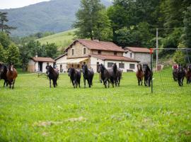 Agriturismo Carovane, agriturismo a Compiano
