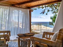 Arbatax Park Resort - Suites Del Mare, hotel with jacuzzis in Àrbatax