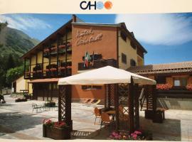 Cristall Hotel, hotel near Campo Felice, Rocca di Cambio