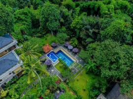 Alas Petulu Villa Resort and Spa, resort village in Ubud
