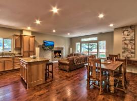 New Home Close to Heavenly w Pine Garden, vacation rental in South Lake Tahoe