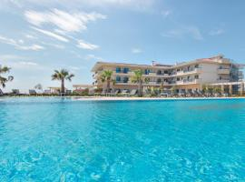King Maron Wellness Beach Hotel, hotel in Maronia