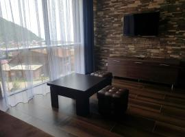 Apartment 24 in Baikal Hill Residence, self catering accommodation in Listvyanka