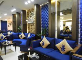 فندق سويس بلو، فندق في جدة