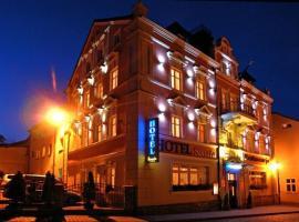 Hotel SONATA, hotel near the Holy Virgin Mary's Assumption church, Duszniki Zdrój