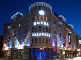 Pasapark Karatay Hotel, отель в Конье