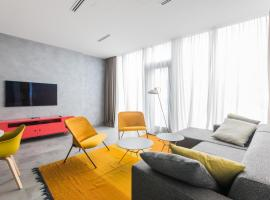 Apartment in King David Residence, hotel in Tbilisi City