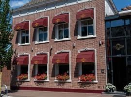 Boutique Hotel Opus One, hotel in Numansdorp