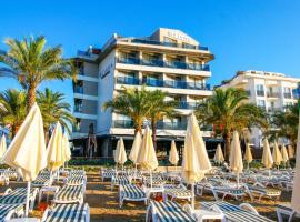 Aurasia Beach Hotel, отель в Мармарисе