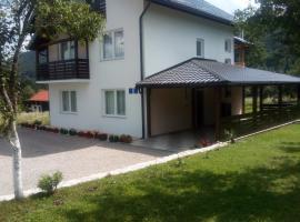 Apartments Paradise, apartment in Ličko Petrovo Selo