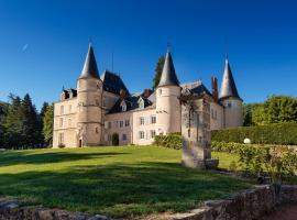 Château de St Alyre