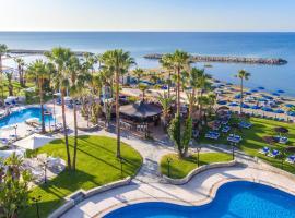 Lordos Beach Hotel & Spa, hotel in Larnaca