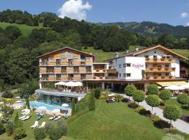 Sport-Wellnesshotel Bichlhof, hotel in Kitzbühel
