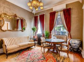 The Holiday Chalet Victorian, boutique hotel in Denver