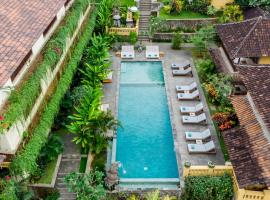 Jati Cottage, B&B in Ubud