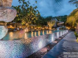 Unixx Pattaya by Chanakan, apartment in Pattaya South