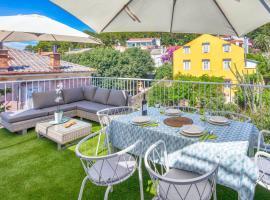Nikky's BLUE DREAM Apartment, hotel in Mali Lošinj