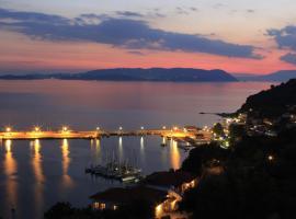 Aegean Wave - Faros, hotell i Loutraki