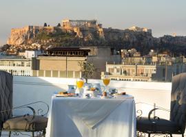 Ξενοδοχείο Τιτάνια, ξενοδοχείο στην Αθήνα