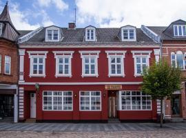 Hotel Tante Lemvig, hotel i Lemvig