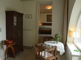 Boegeholmen Bed & Breakfast, overnatningssted i Snekkersten