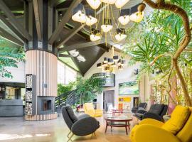 Le Bois Dormant, hôtel à Champagnole