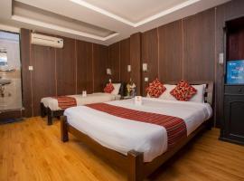 Traveler's Holiday Inn, hotel in Thamel, Kathmandu