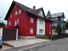 Ferienwohnung Fugmann, Hotel in der Nähe von: Hans-Renner-Schanze, Oberhof