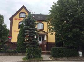 Отель Кранз, отель в Зеленоградске
