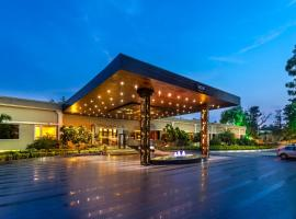 Atrio Hotel, four-star hotel in New Delhi