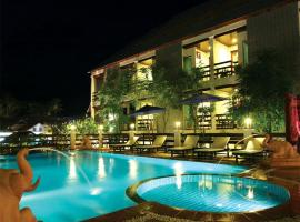 Samui Seabreeze Place, hotel in Lamai